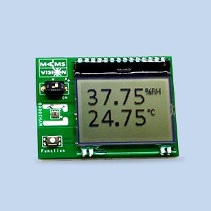 sensori di umidita e temperatura